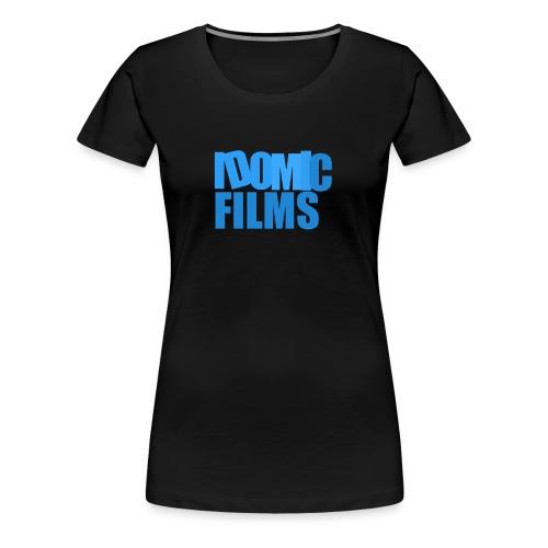 Idomic Films - Women's Premium T-Shirt