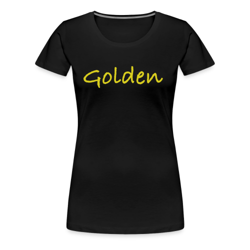Golden Official - Women's Premium T-Shirt