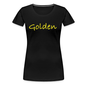 Golden Official - Women's Premium T-Shirt