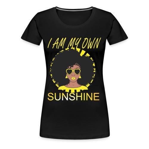 My Own Sunshine - Women's Premium T-Shirt