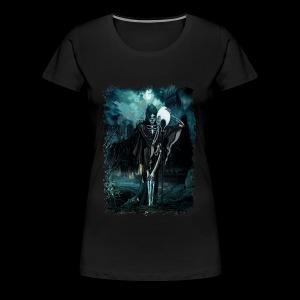Halloween No-Life King - Women's Premium T-Shirt