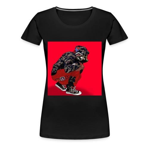 Supreme uban - Women's Premium T-Shirt