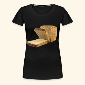 Sliced Bread - Women's Premium T-Shirt