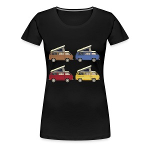 Van vanlife - Women's Premium T-Shirt