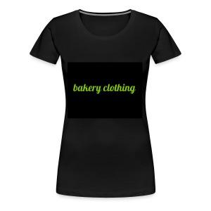 bakery clothing - Women's Premium T-Shirt