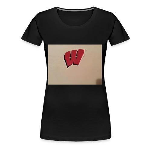 Wisconsin badgers - Women's Premium T-Shirt