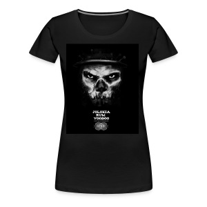 Jolokia Rum Voodoo Witch Doctor - Women's Premium T-Shirt