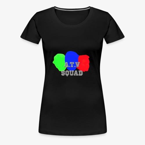 A.T.V Squad Merch - Women's Premium T-Shirt