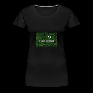 monkeybushbanner - Women's Premium T-Shirt