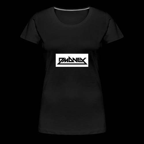 D-money merchandise - Women's Premium T-Shirt