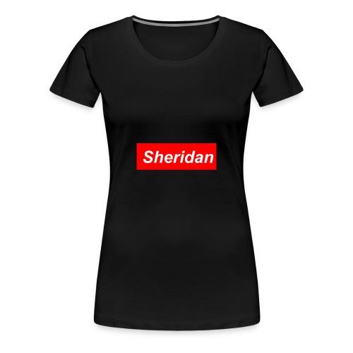 9CF97630 9D3D 4381 B917 BB83E5206EFC - Women's Premium T-Shirt
