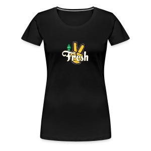 2Fresh - Women's Premium T-Shirt