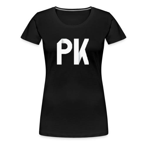 PK Squad Logo - Women's Premium T-Shirt