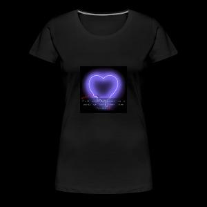 Forever isn't real - Women's Premium T-Shirt