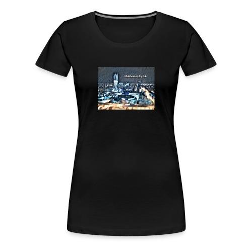 Oklahoma City - Women's Premium T-Shirt