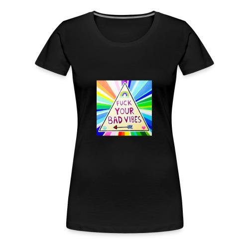 Bad vibes - Women's Premium T-Shirt