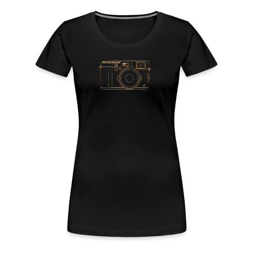 GAS - Fuji x100T - Women's Premium T-Shirt