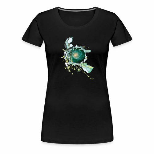 Portal by Deacon-one - Women's Premium T-Shirt