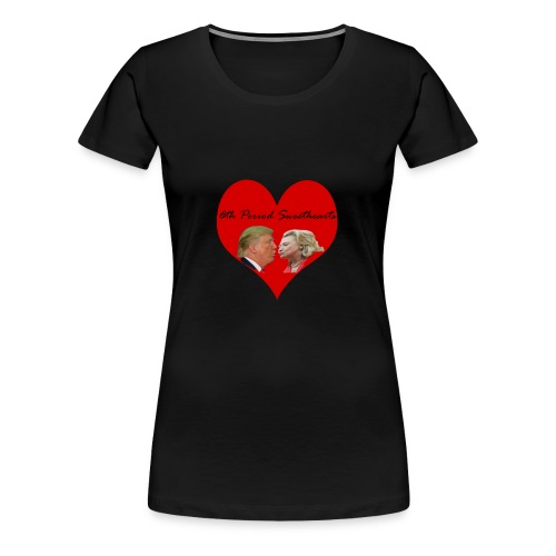 6th Period Sweethearts Government Mr Henry - Women's Premium T-Shirt
