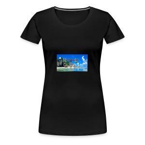 Reliving Life - Women's Premium T-Shirt