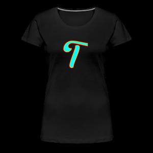 Tyleryolo YouTube Logo - Women's Premium T-Shirt