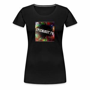 EPICNIGHT.TV - Women's Premium T-Shirt