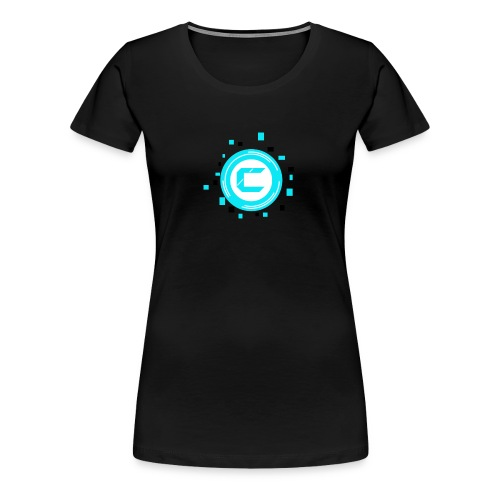 Brand New Logo Design - Women's Premium T-Shirt