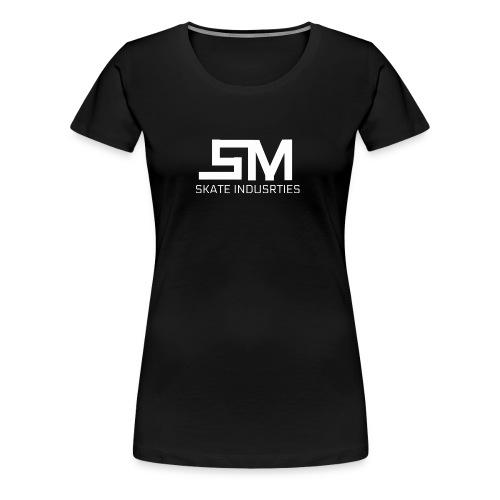 Sm Skate Merch - Women's Premium T-Shirt