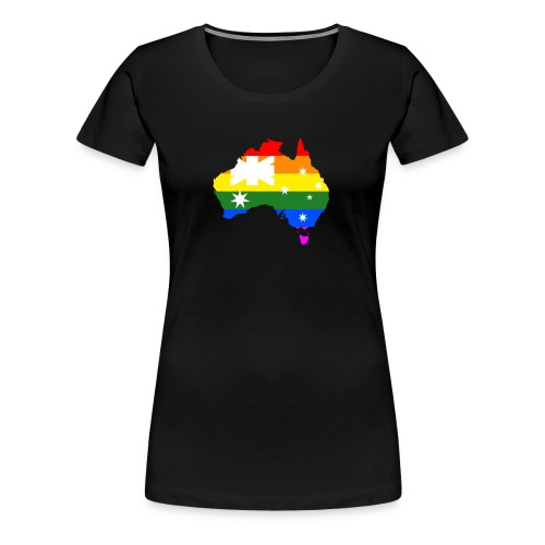 VOTE AUSTRALIA - Women's Premium T-Shirt