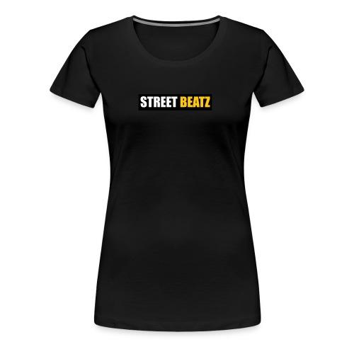 Street Beatz Official - Women's Premium T-Shirt