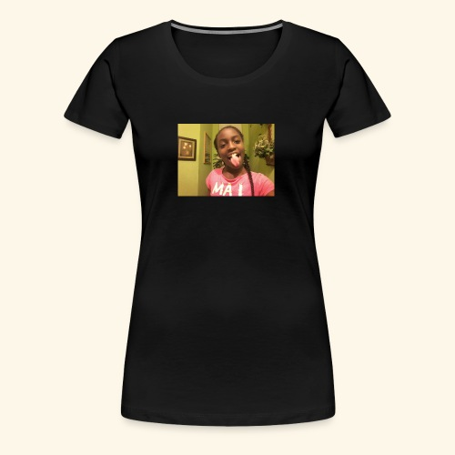 Brookiefrcreate - Women's Premium T-Shirt