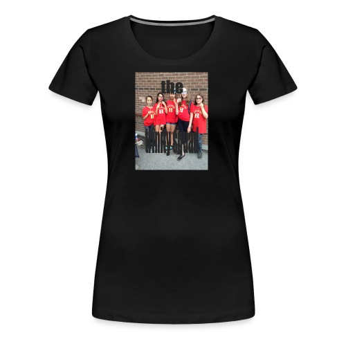 squad up - Women's Premium T-Shirt
