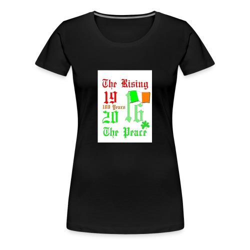 1916 Easter Rising - Women's Premium T-Shirt