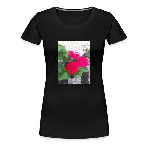jessie's garden - Women's Premium T-Shirt