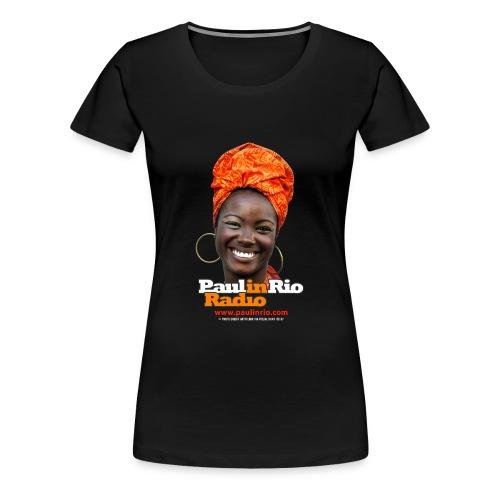 Paul in Rio Radio - Mágica garota - Women's Premium T-Shirt