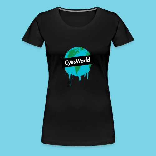 CyesWorld - Women's Premium T-Shirt