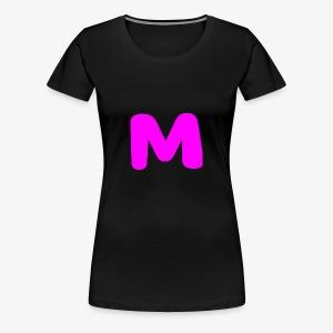 Pink m - Women's Premium T-Shirt