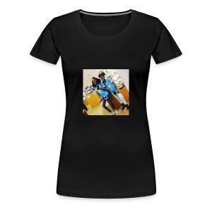 santasia sanatashia - Women's Premium T-Shirt