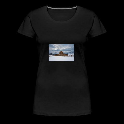 Barn - Women's Premium T-Shirt
