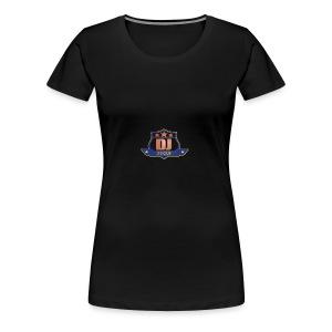 DJ_J_Soup_Blue - Women's Premium T-Shirt
