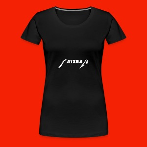Taysean youth - Women's Premium T-Shirt