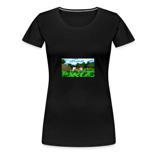 Madily - Women's Premium T-Shirt
