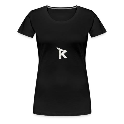 RaDe Militia Logo - Women's Premium T-Shirt