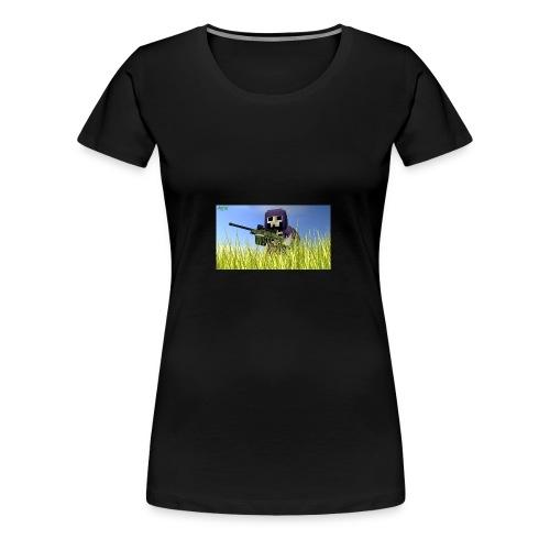The gun DeathLord - Women's Premium T-Shirt