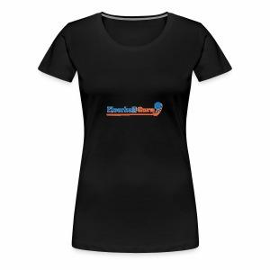 Floorball Guru - Women's Premium T-Shirt