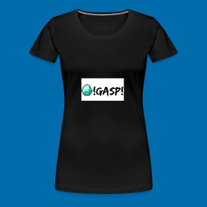 Diamond Gasp! - Women's Premium T-Shirt