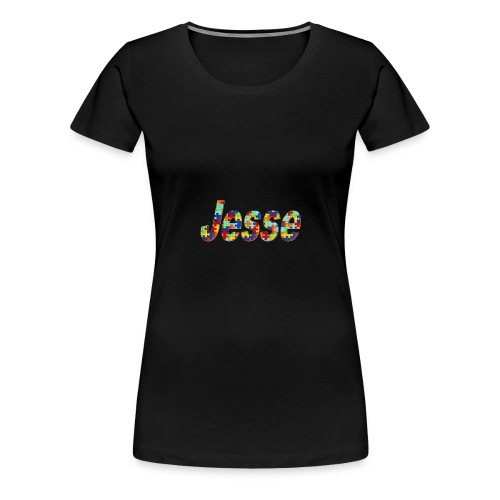 jesse no bg - Women's Premium T-Shirt