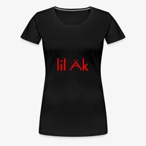 Lil AK Gun Logo - Women's Premium T-Shirt