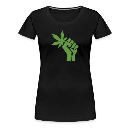 Free Weed - Women's Premium T-Shirt