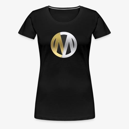 MineOps Logo - Women's Premium T-Shirt